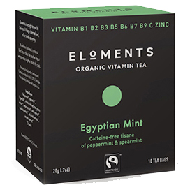 free elomental tea bags