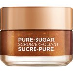 free loreal sugar scrub face mask