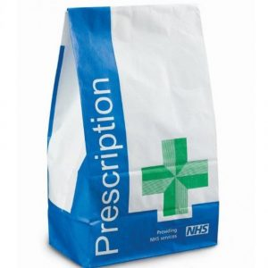 Free NHS Prescription Delivered To Your Door