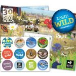 free wildlife trust 30 days wild pack