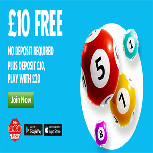 Free £10 of Bingo with Sun Bingo – NO DEPOSIT REQUIRED