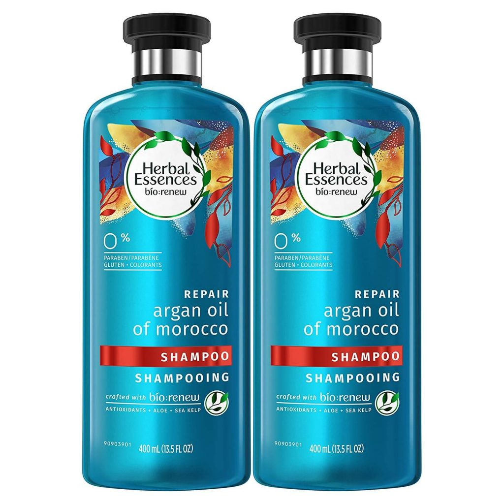 Free Herbal Essences Argan Oil Shampoo