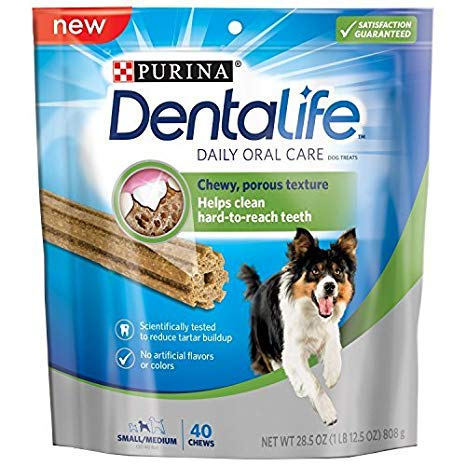 Free Purina Dentalife Sticks