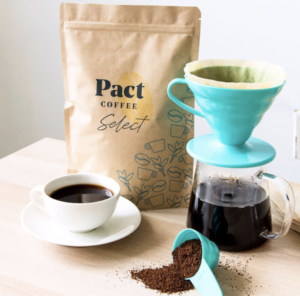 Free Pact Coffee Bag (Worth £7.95)