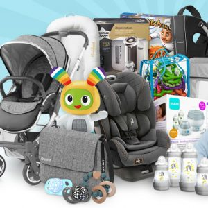 Win A Huge Baby Bundle (Worth £2,500)