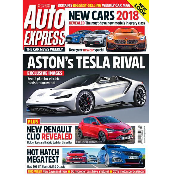 Free Auto Express Car Magazine