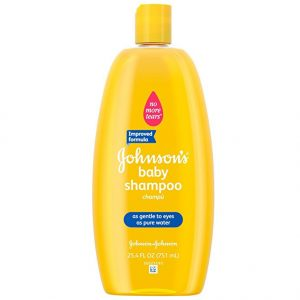 Free Johnson's Baby Shampoo