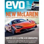 free super car evo magazine