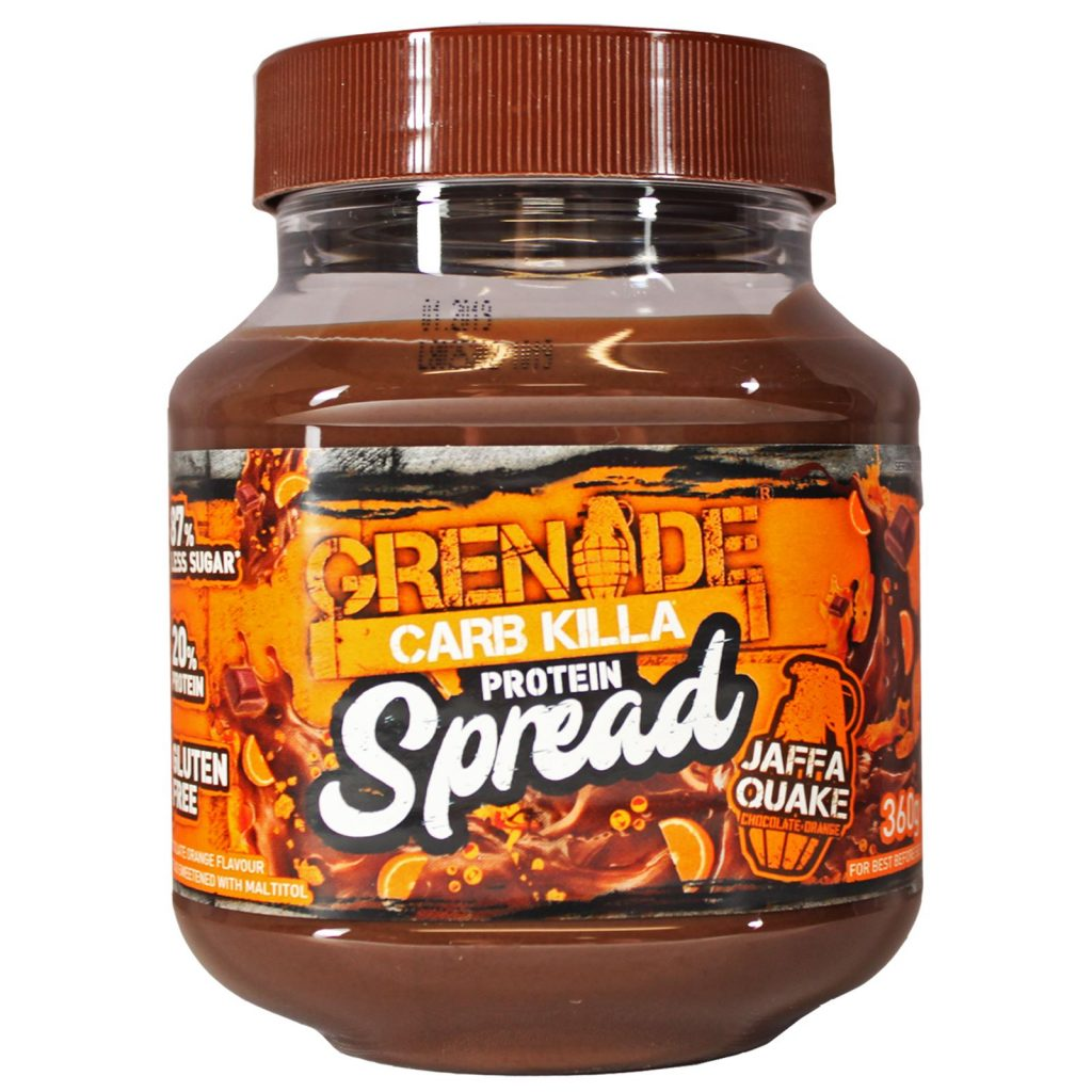 Free Chocolate Protein Spread (Worth £6.49)