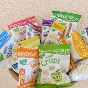 Free Kiddylicious Snack Box