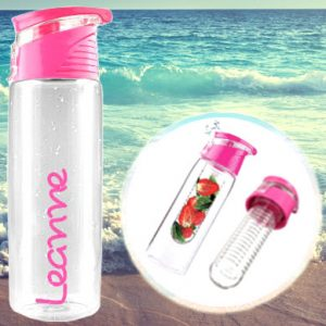 Free Love Island Water Bottle