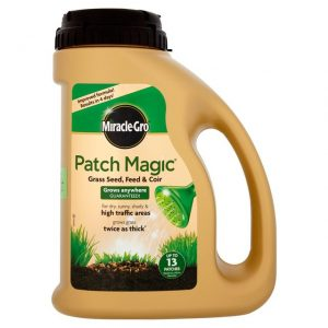 Free Miracle-Gro Grass Seeds