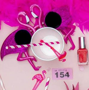 Free Big Pink Party Kit
