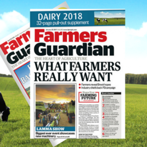 Free Farmers Guardian Magazine