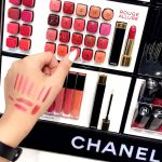 Free chanel lipstick and mascara