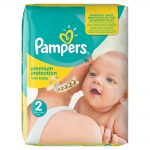 <b>Free Pampers Nappy Pack</b>