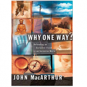 Free 'Why One Way' Book