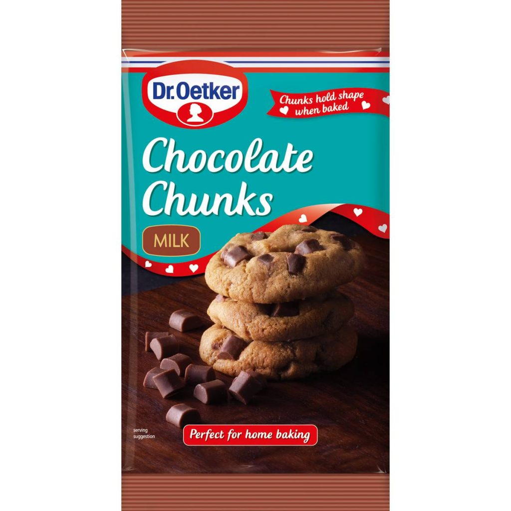Free Dr. Oetker Chocolate Chips