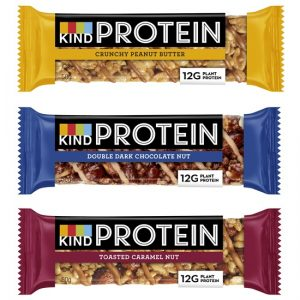 Free Kind Snack Bars