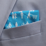 <b>Free Pocket Square</b>