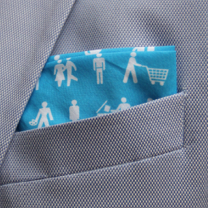 Free Pocket Square