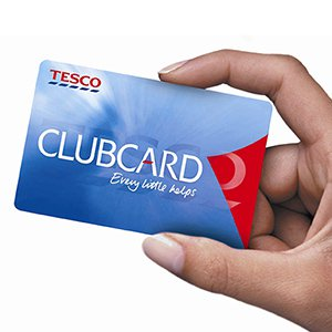 Get 25 Free Clubcard Points Every Month