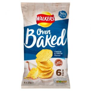 Free Walkers Crisps (6 Pack)