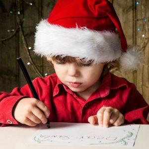 Free Personalised Letter From Santa