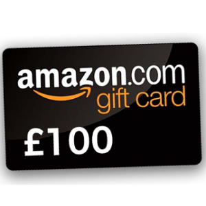 Free Amazon Vouchers (Worth £100)