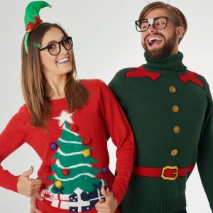 Free Christmas Jumper Day Kit