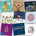 free whsmith christmas box cards