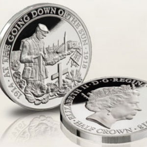 Free WW1 Silver Coin