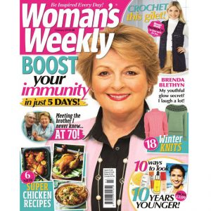 Free womans weekly magazine