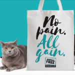 <b>Free Canvas Shopping Bag</b>