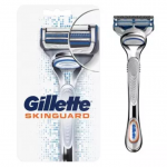 <b>Free Gillette Razor & Shaving Gel</b>