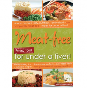 Free Meat-Free Recipe Book