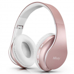 <b>Free Rose Gold Headphones</b>