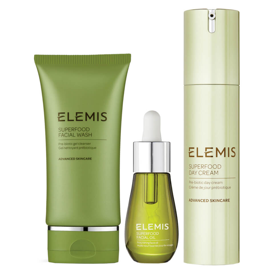 Free Elemis Superfood Face Wash