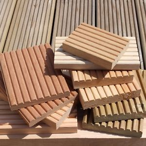 Free Decking Sample Box