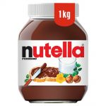 <b>Free Nutella Jar (Worth £6)</b>