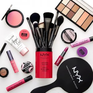 Free NYX Beauty Products