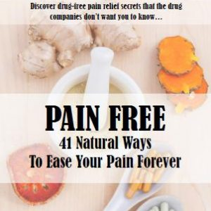 Free Pain Relief Brochure