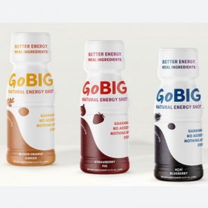 Free Go Big Natural Energy Drink