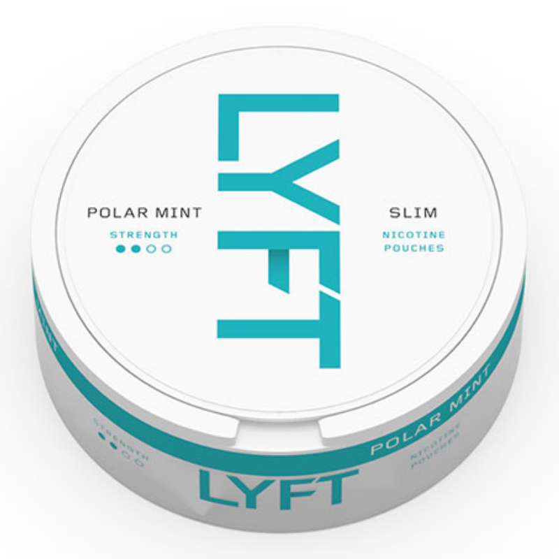 Free Mint Flavoured Pouches