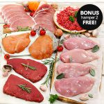 free meat hampers