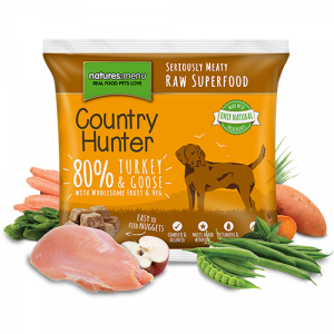 free natures menu dog food pack