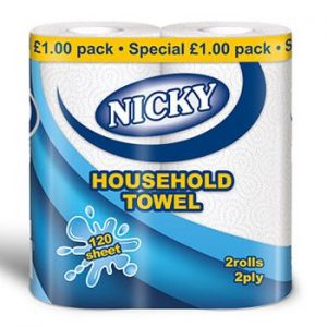 Free Nicky Kitchen Towels