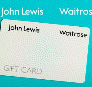 Win £1,000 Of John Lewis Vouchers