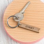 Free Engraved Keyring (Worth £6.95)