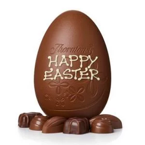 Free Thorntons Chocolate Easter Eggs